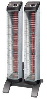 ダイキン 遠赤外線暖房機 ERK30ND セラムヒート(床置スリム/ツイン)単相200V 電源コード別売 [♪■]