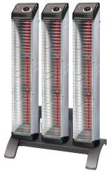ダイキン 遠赤外線暖房機 ERK45NM セラムヒート(床置スリム/トリプル)三相200V 電源コード別売 [♪■]