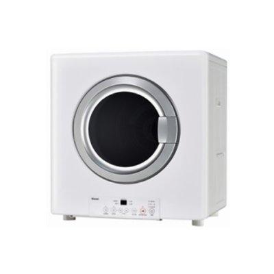 画像1: リンナイ ガス衣類乾燥機 RDT-54S-SV はやい乾太くん ガスコード接続タイプ 乾燥容量5.0kg [♭■♪∀]