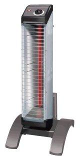 ダイキン 遠赤外線暖房機 ERK10NS セラムヒート(床置スリム/シングル)単相100V スタンド・電源コード標準付属 [♪■]