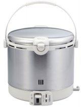 ガス炊飯器 パロマ 【PR-18EF プロパン用】 ステンレスタイプ 1.8L・10合 [♭]