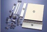 食器洗い乾燥機 パナソニック N-KH450S 後付け専用部材 シンク下設置部材キット シルバー用 [■]